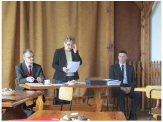 Pierwsza sesja nowej kadencji Rady Gminy Markowa