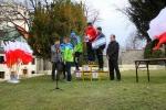 Bieg Wilczym Tropem - 3 miejsce Marcina Kuźniara